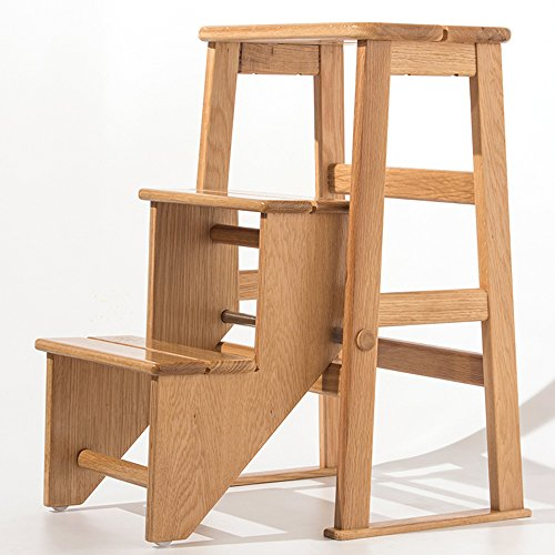 MEIDUO Durable Selles Le balcon se pliant de chaise de ménage multifonctionnel étire l'échelle 30 * 60 * 25cm pour intérieur extérieur