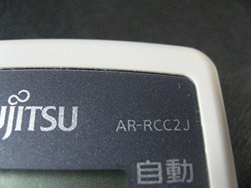 『富士通 エアコンリモコン AR-RCC2J』のトップ画像