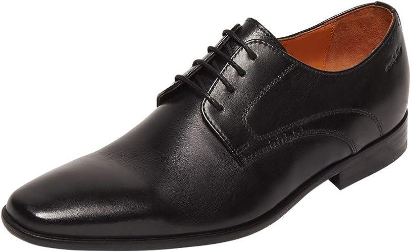 Van Lier , Chaussures de Ville à Lacets pour Homme