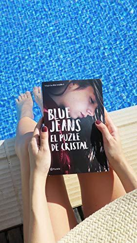 Opiniones del libro EL PUZLE DE CRISTAL de Blue Jeans