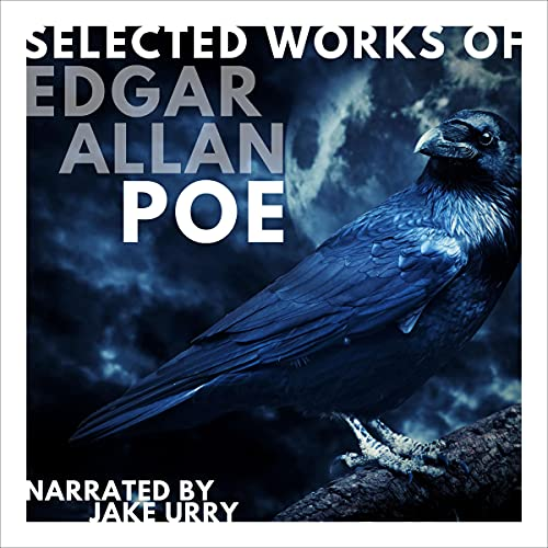 Selected Works of Edgar Allan Poe cover art
