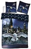 Harry Potter Eule Hedwig Wende-Bettwäsche 135x200