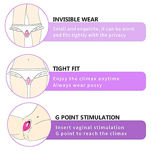 Pelepas Wearable Vibrating Panties with Remote Control