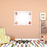 FATHEAD Princess: Dry Erase Whiteboard-Giant Officially Licensed Disney Removable Wall Decal