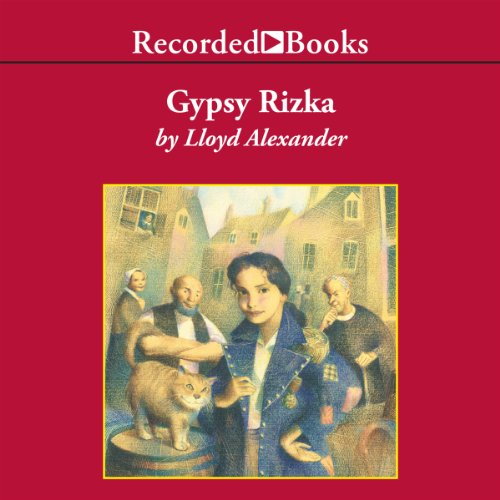 Gypsy Rizka audiobook cover art
