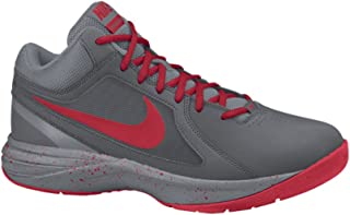 44792ffe391e Nike The Overplay Viii Black Basketball Shoes for Men online in ...