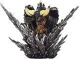 UanPlee-SC Personajes de Anime Japón Anime Monster Hunter XX Figura Nergigante PVC Modelos Hot Drago...