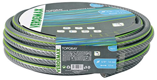 Verdemax 9611 1/2-inch x 25 m 5 laags tuinslang