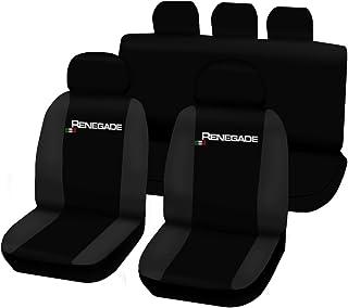 Amazon.it: jeep renegade accessori - Set coprisedili / Coprisedili