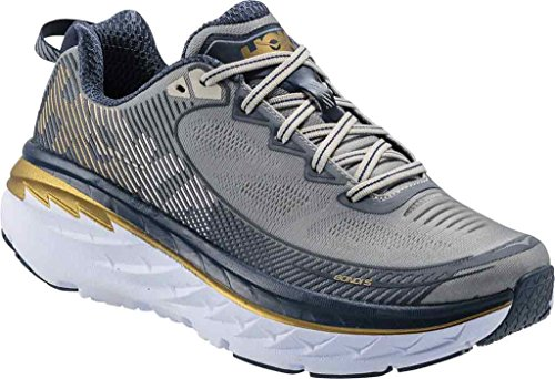 Hoka One One Mens Bondi 5 Running Shoe,  Cool...