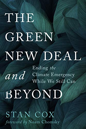 Image of The Green New Deal and Beyond: Ending the Climate Emergency While We Still Can (City Lights Open Media)