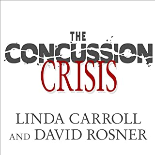 The Concussion Crisis audiobook cover art