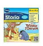 Vtech - 233105 - Storio 2 et générations suivantes - Jeu éducatif -  Winnie