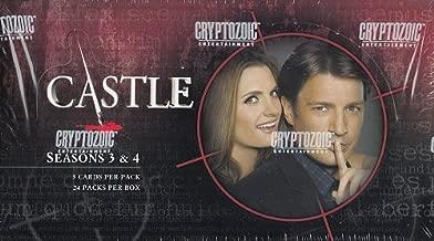 Cryptozoic Castle Seasons 3 & 4 Trading Card Box