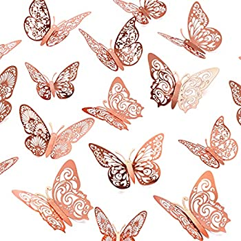 Best butterfly bedroom decor Reviews