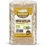 Guillermo Horeca Lenteja Castellana Ecológica BIO Granel Calidad Extra 5kg