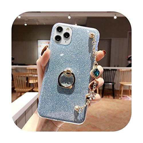 Funda para teléfono HuaWei Mate 8 9 10 P8 P9 P10 Lite Pro Plus Nova 2i funda azul para HuaWei P10