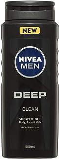 NIVEA MEN DEEP Clean Shower Gel, 500ml