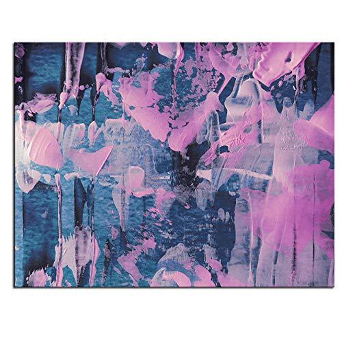kldfig groot formaat canvasdruk schilderij expressionisme kunst huis decoratieve muurkunst schilderij voor woonkamer en wooncultuur - 40x60cm niet ingelijst