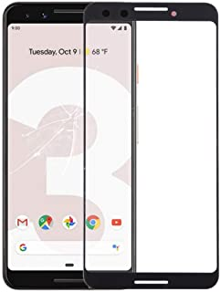 WTYD Mobile Phone Lens Glass Front Screen Outer Glass Lens for Compatible with Google Pixel 3