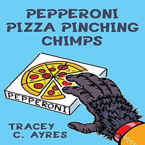 Pepperoni Pizza Pinching Chimps Titelbild