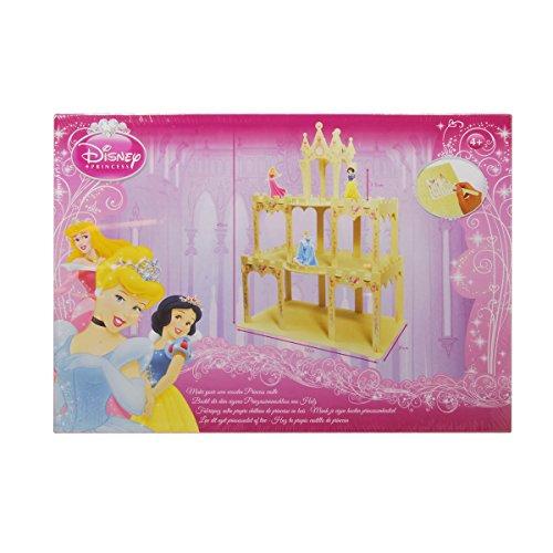 Castillo madera Princesas
