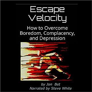 Escape Velocity audiobook cover art