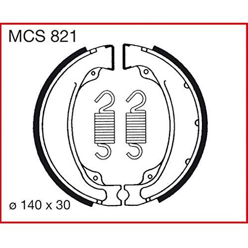 Zapatas de freno TRW GB 500 Clubman PC16 89-90 traseras