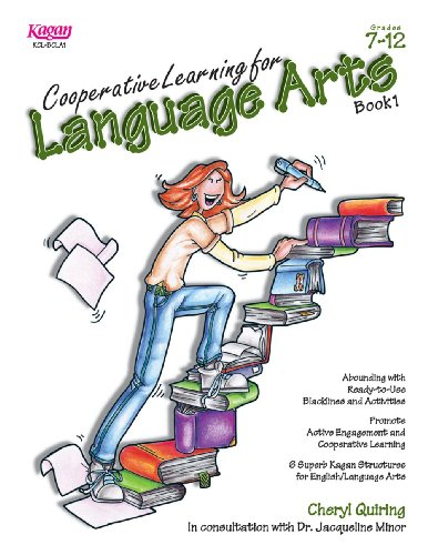 Cooperative Learning for Language Arts Book 1, Grades 7-12