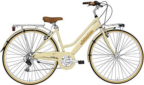 Adriatica Bici Bicicletta PANAREA Donna 28'' Shimano 6V