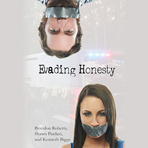 Evading Honesty audiobook cover art