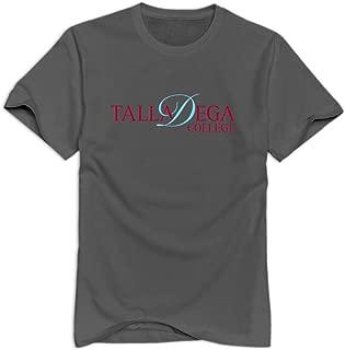 Tavil Talladega College O-Neck T-shirt For Male