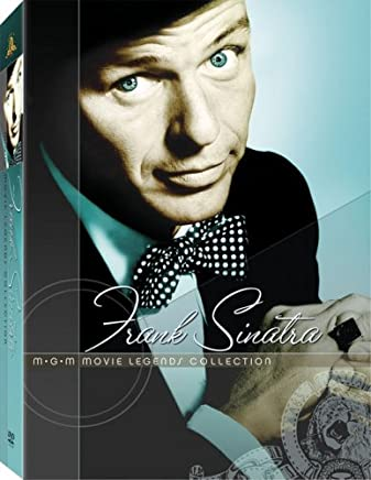 Frank Sinatra: MGM Movie Legends Collection (The Manchurian Candidate / Guys and Dolls / The Pride and the Passion / A Hole in the Head / Kings Go Forth)