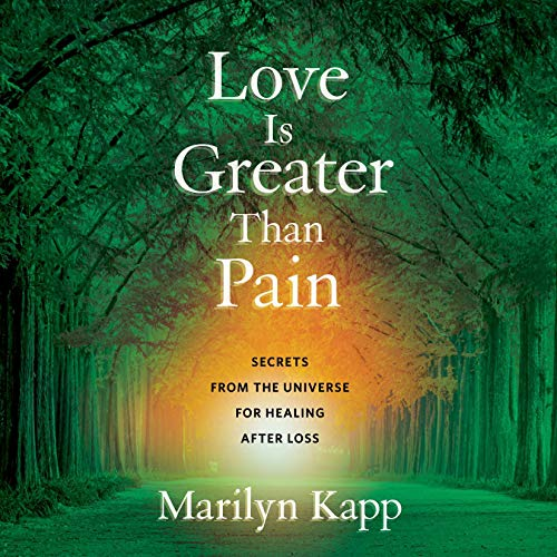 Love Is Greater Than Pain cover art
