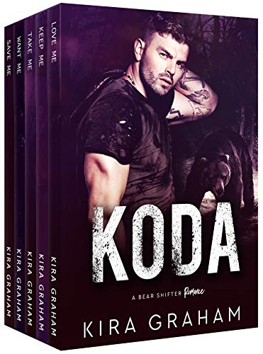 Koda: A Bear Shifter Romance (5-Books Bundle)
