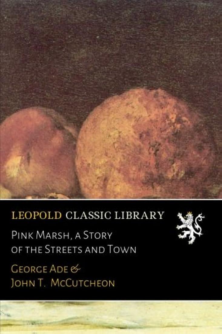 採用登録する学部Pink Marsh, a Story of the Streets and Town