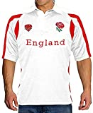 FULL TIME SPORTS Mens England Rugby Shirt - XX Large