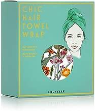 louvelle hair towel