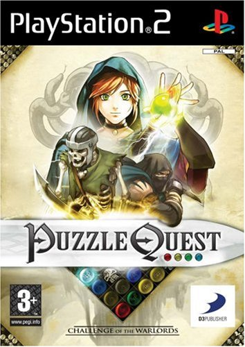 Puzzle quest : challenge of the warlords [FR Import]
