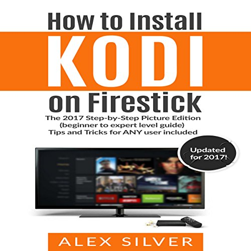 How to Install Kodi on Firestick audiobook cover art