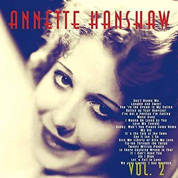 Annette Hanshaw, Vol. 2