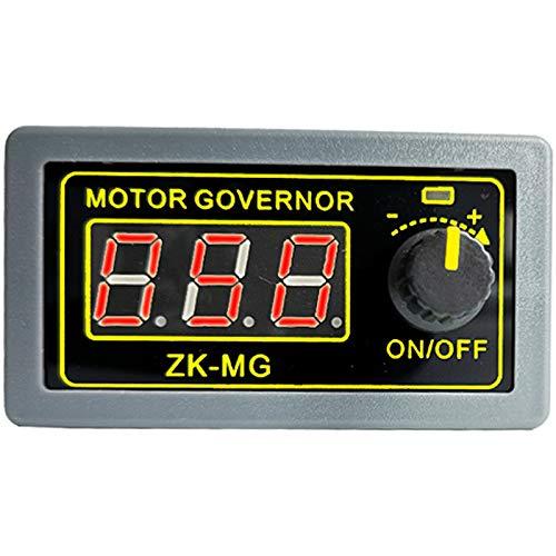 PWM Motor Speed Controller 5V 9V 12V 24V 30V DC 5V-30V Pulse Width Modulation Regulator 5A 150W Stepless Variable Speed/Forward and Reverse Switch Pulse Width Modulation DC Speed Regulation