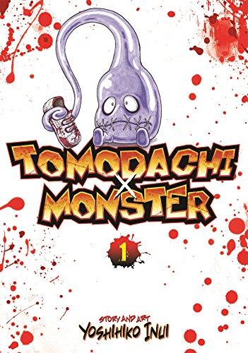 Tomodachi X Monster 1