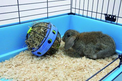 Nobby 25362 Bunny Toy Ø 16 cm, blau-schwarz - 4