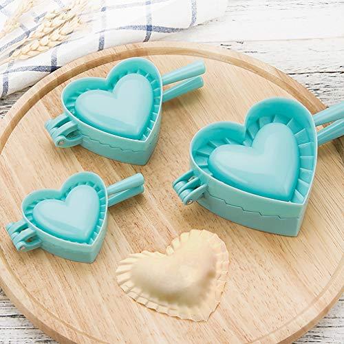 Dumpling Meat Pie Pastry Crimpers Tool (Heart-3pcs)