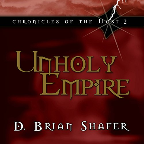 Unholy Empire audiobook cover art
