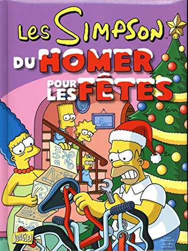 Les Simpson - Spécial fêtes - tome 2 Du Homer pour les fêtes (2)