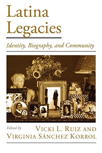 Compare Textbook Prices for Latina Legacies: Identity, Biography, and Community Viewpoints on American Culture 1 Edition ISBN 9780195153996 by Ruiz, Vicki L.,Korrol, Virginia Sánchez