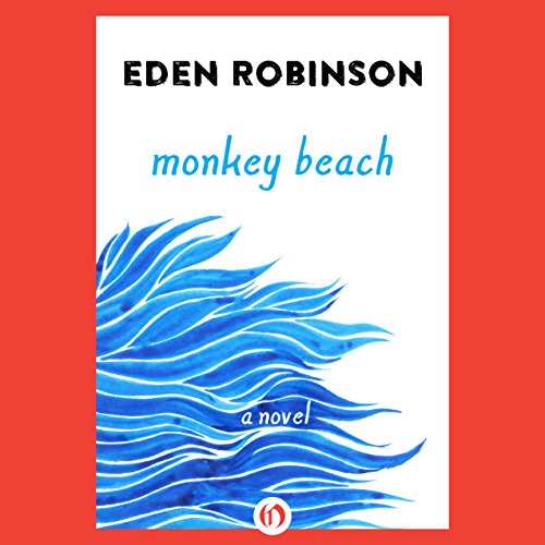 Monkey Beach audiobook cover art