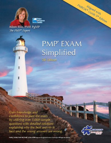 PMP EXAM Simplified-5th Edition- (PMP Exam Prep 2013 and CAPM Exam Prep 2013 Series) Aligned to PMBOK Guide 5th Edition